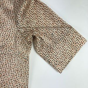 The Limited Tops - The Limited Scandal Collection Blouse Medium Dots